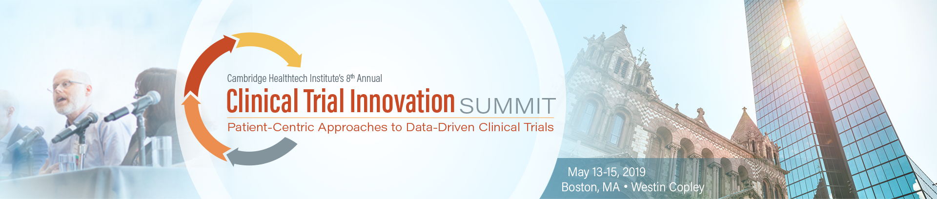 CHI's Clinical Trial Innovation Summit